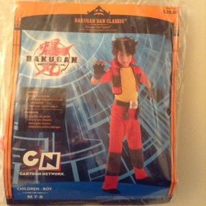 Bakugan battle brawlers costume